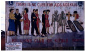 Aids advert, Kitale ©claire foottit